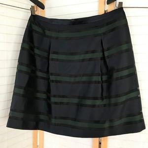 Size 22 blue & green ribbon skirt talbot's woman